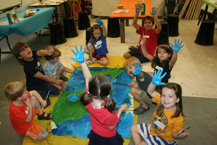 Niños artistas   ARTeSTUDIO – Austin